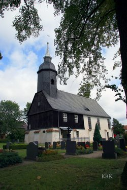 Kirche in Petershain